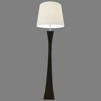 DVI DVP25F12 Urban Living Portable Floor Lamp, Espresso   Loweu0027s Canada