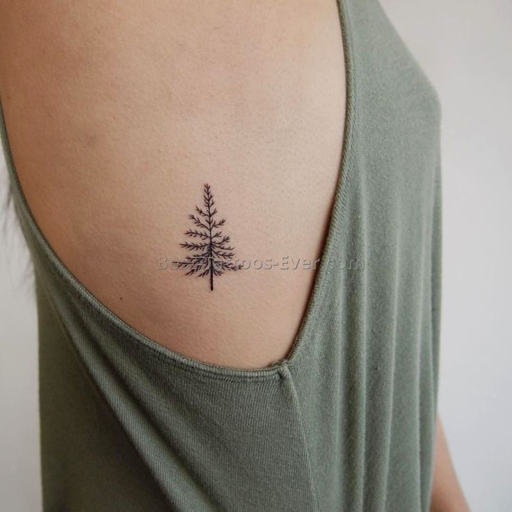 25 Cute Little Feminine Tattoos for Women 2019 Tiny Meaningful Tattoos