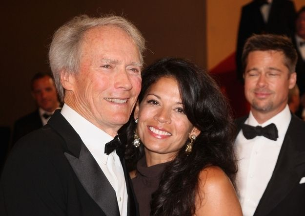 Clint and Dina Eastwood | 16 Celebrity Couples We Lost In 2013