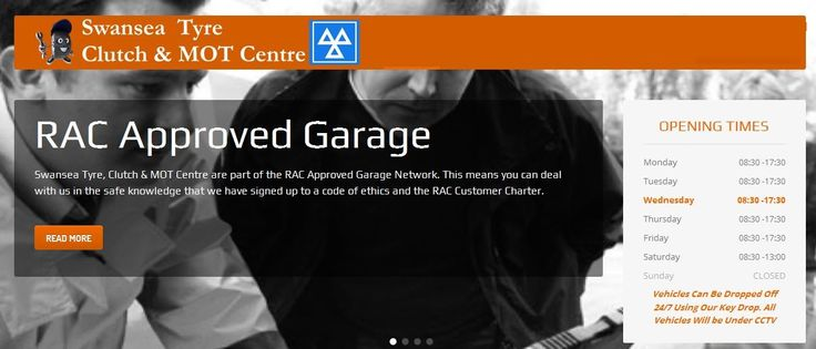 At Swansea Tyre, Clutch & MOT Centre, we are pleased to announce that we are offering all our clients free RAC MOT check &repair plan with any full service. All our services are performed using original or OEM parts. We are the premier Car Tyres Garage in Swansea.