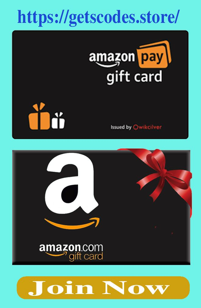 Amazon Pay Gift Card Gift Card Free Giveaway Cards