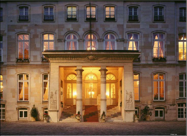 Hotel de Beauharnais, Paris. Jean-Augustin Renard.