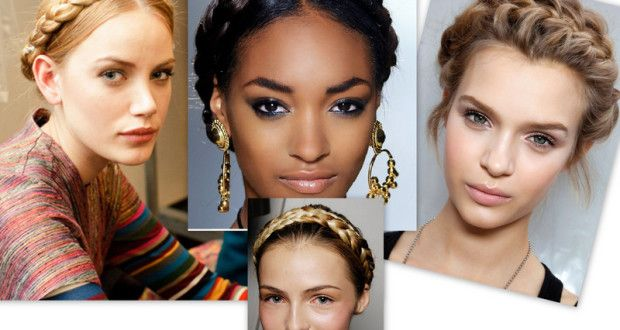 GODDESS BRAIDS: 2015 BRIDAL HAIR TREND??? | I do Ghana