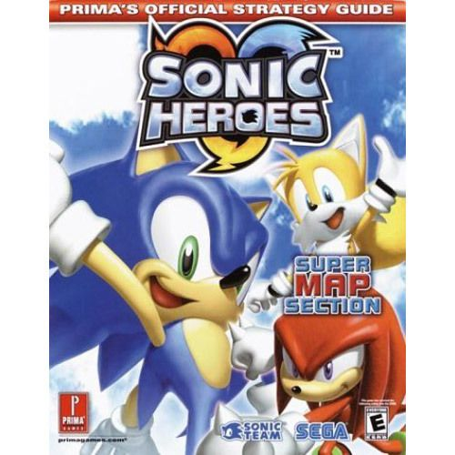 Sonic Heroes - Prima Strategy Guide