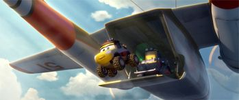 [Critique] Planes 2 | Films d'Animation (DisneyToon Studios) | Chronique Disney