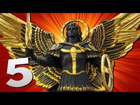 St. Michael Archangel & Story of Lucifer's Fall - St. Michael Prayer - YouTube