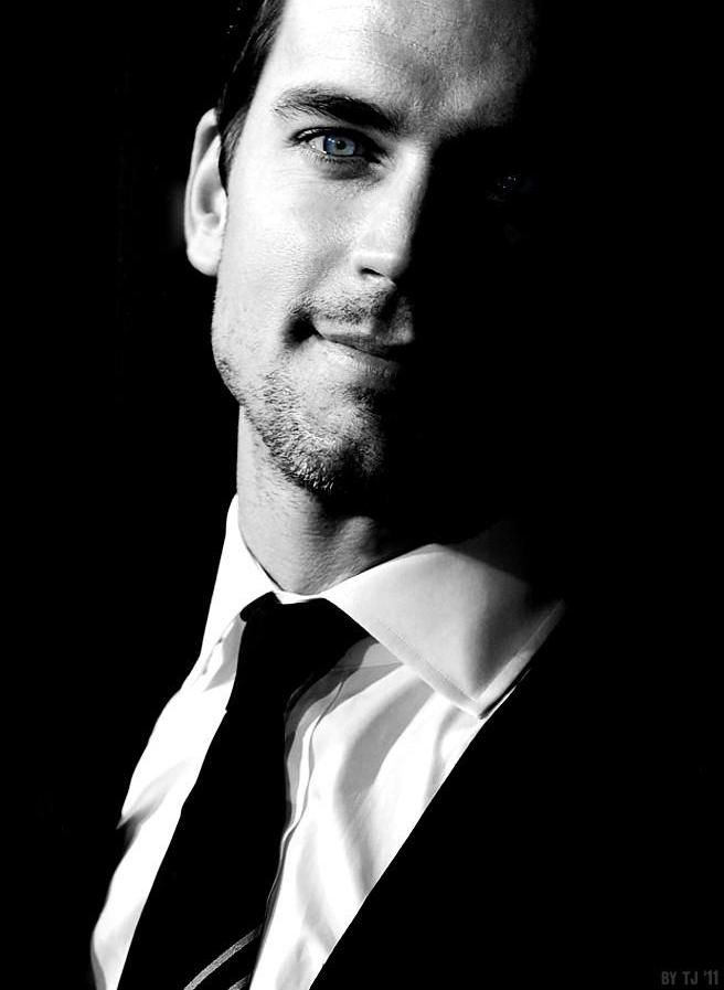 Matt Bomer as Neil Caffrey or Christian Grey!!!