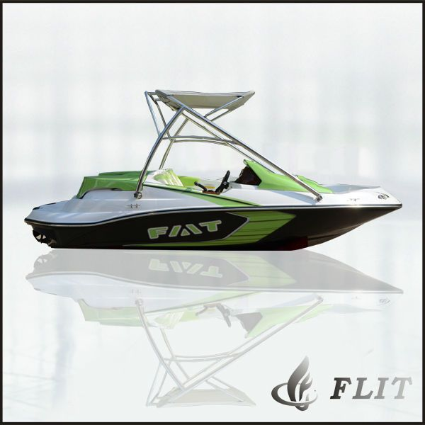 China Powerful 4.6m CF motor inboard small fiberglass boat for sale speedster $1~$30000