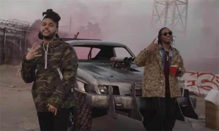 Future – Low Life ft. The Weeknd