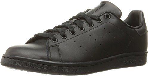 adidas Originals Stan Smith, Unisex-Erwachsene Sneakers, Schwarz (Black 1/Black 1/Black 1), 46 EU (11 Erwachsene UK) - http://uhr.haus/adidas-originals/46-eu-adidas-stan-smith-sneaker-8-5-uk-42-2-3-eu-6