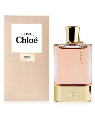 Embrace a fresh and sophisticated floral composition withLove Eau De Parfum 50ml by Chloe.Described as powdery and soft, it beautifully blends notes of orange blossom,pink pepper, iris, lilac, wisteria, hyacinth, heliotrope, powdery musk, talcand rice. This scent promises to leave you feeling feminine and chic, perfectfor the contemporary woman.