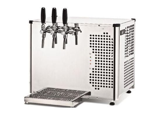Frigogasatore per la ristorazione, produce acqua naturale , naturale fredda , frizzante refrigerata .Via lo stoccaggio delle bottiglie e, ai vostri clienti darete acqua pura .