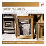 Modest Mussorgsky: Pictures At An Exhibition; St. John's Night on the Bare Mountain [CD], 16283145