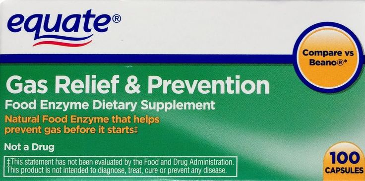 Equate Gas Relief & Prevention Food Enzyme Dietary Supplement, 100ct, Compare...   #Equate #GasRelief#DietarySupplement#FoodEnzyme #AntiGas #Simethicone #OverTheCounterMedicine #HealthCare