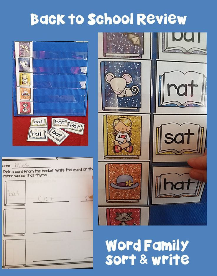 Back to School Writing Activity - 1st, 2nd, 3rd Grade
