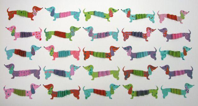 Lynley Dodd - Shnitzel von Krumm art and craft