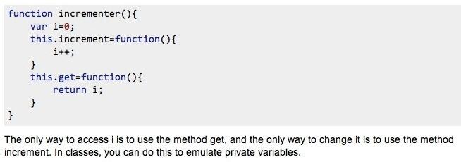 Javascript Closures