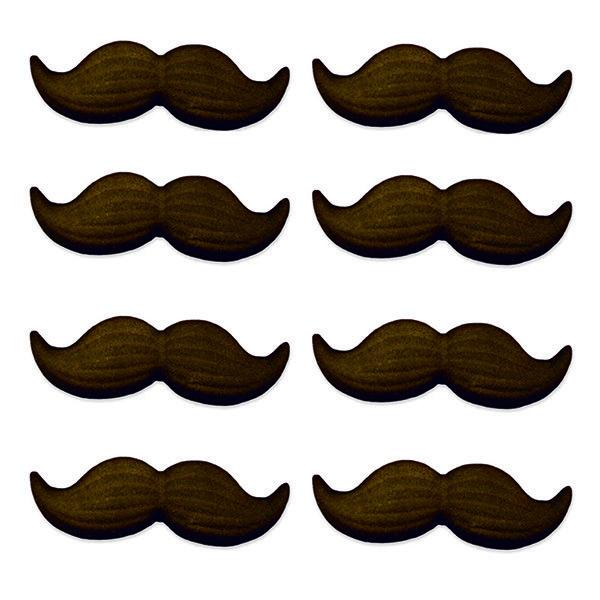 Mustache decons!