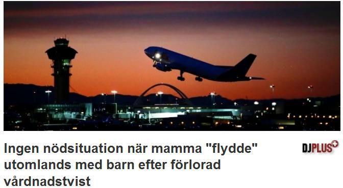 Nej, det var ingen nödsituation säger Östersunds Tingsrätt