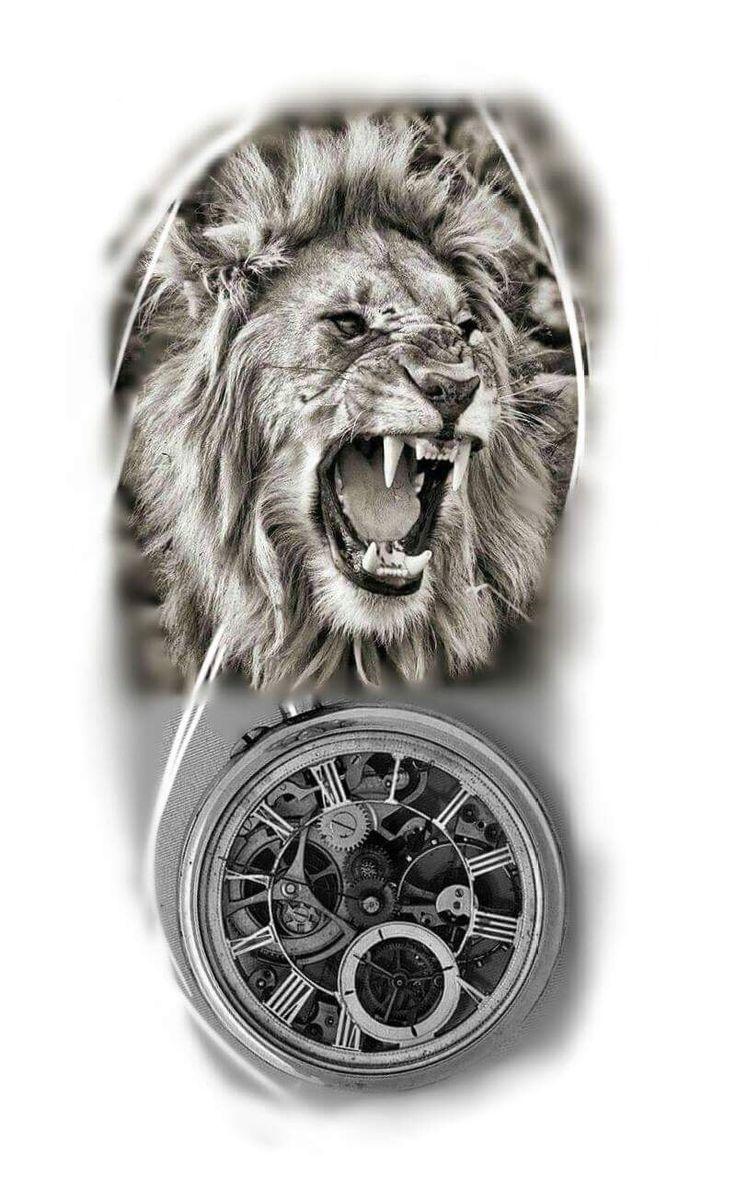 Lion tattoo | mito tat...