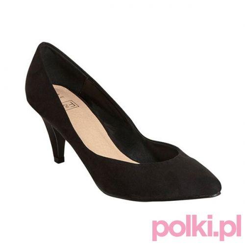Czarne czółenka F&F #polkipl #buty