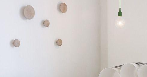 muuto, the dots, wandhaken, muurhaken, interieur