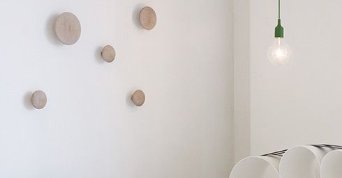 muuto, the dots, wandhaken, muurhaken, interieur