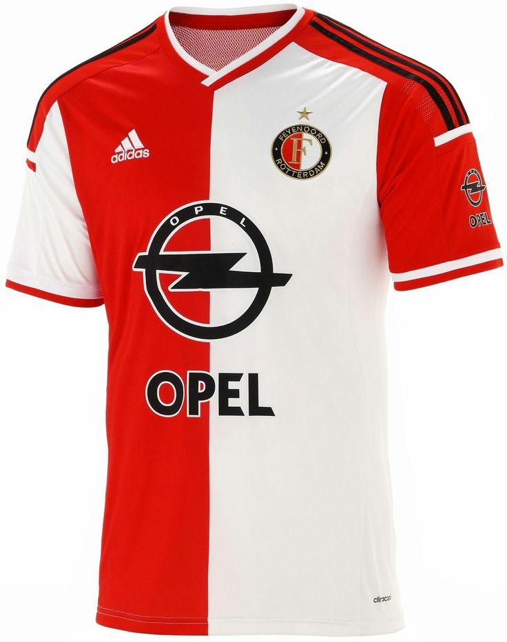 Feyenoord Home 14/15