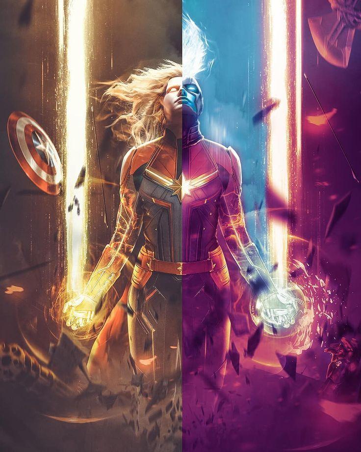 Capitana Marvel (2019) Película Completa