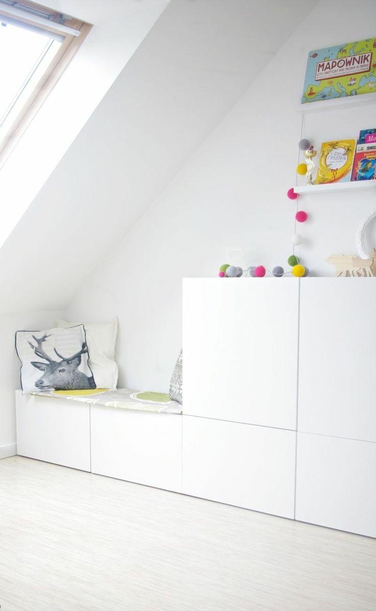 Inspirational Den Kinderzimmer Schrank als kuschelige Sitzbank nutzen
