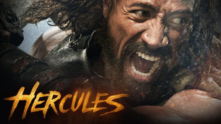 Hercules Starring The Rock -- Exclusive Trailer/I don't know if he is considered a superhero or not,but I wasn't sure where to put him.i had to share this,I cant wait till July!