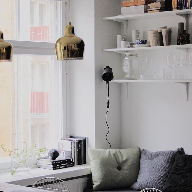 Kitchen corner Photo: @elisa_manninen
