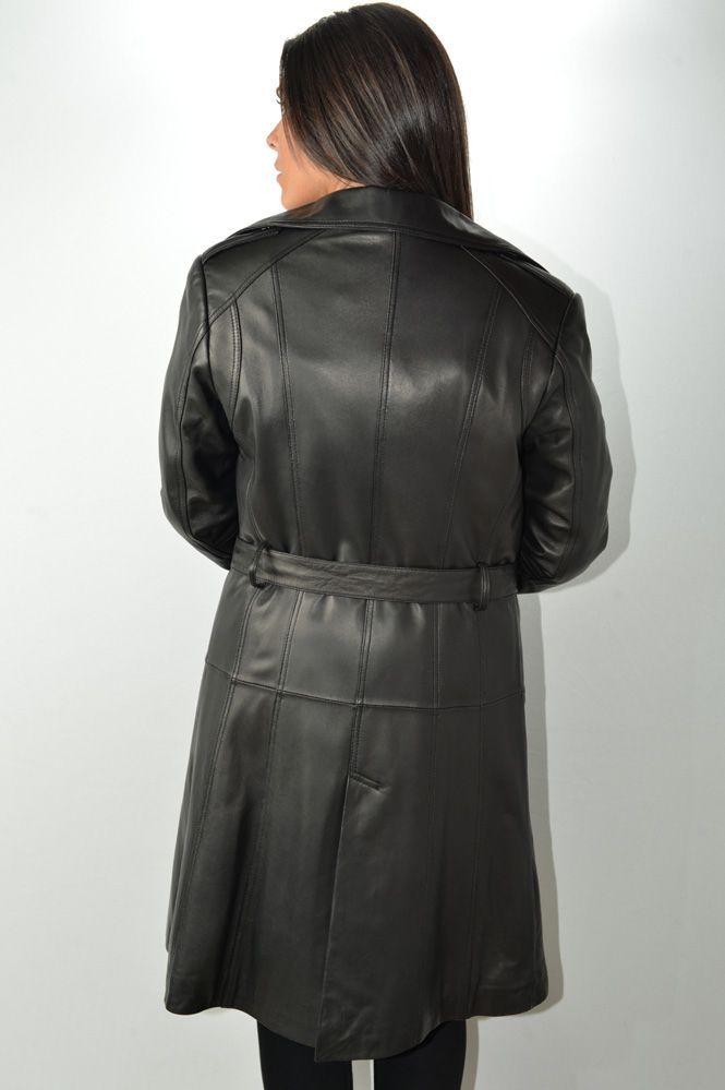 les 25 meilleures id es de la cat gorie trench noir femme sur pinterest trench coats noirs. Black Bedroom Furniture Sets. Home Design Ideas