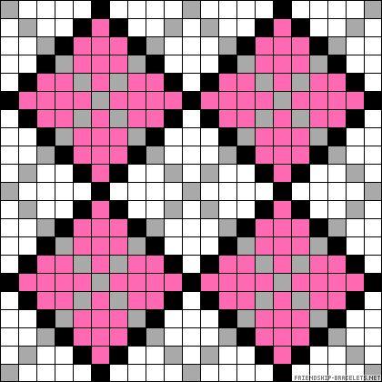 Golf perler bead pattern Golf Banker http://www.golfbanker.com/?hop=megairmone