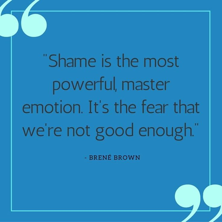 Brene Brown Quotes about Shame