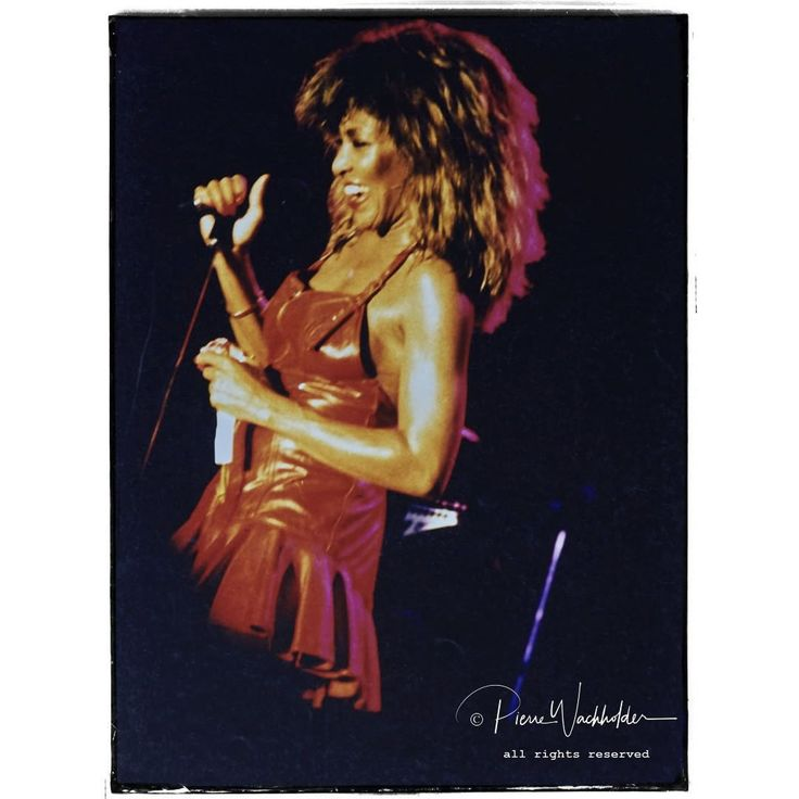 Throwback Thursday, from the film archives . Tina Turner, the queen of rockn' roll  in concert, Break Every Rule Tour, July 21, 1987