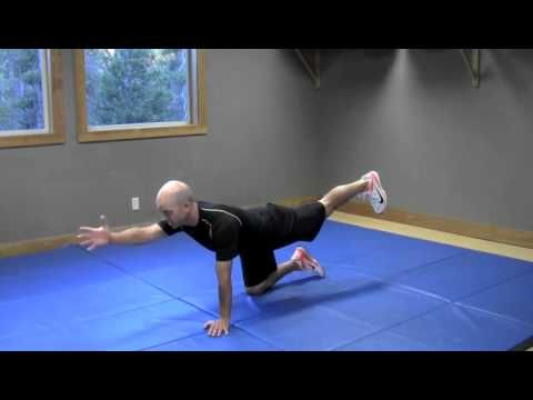 Best Core Exercise - Golf Fitness Video