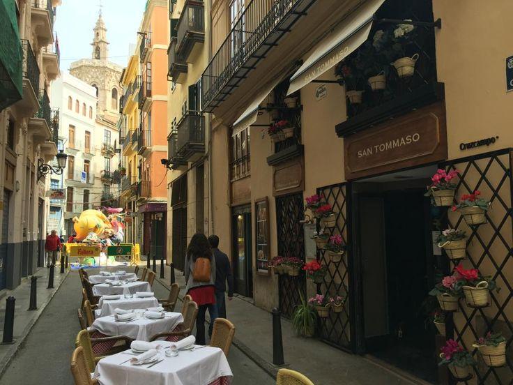 7 best images about san tommaso en fallas on pinterest - Restaurante entrevins valencia ...