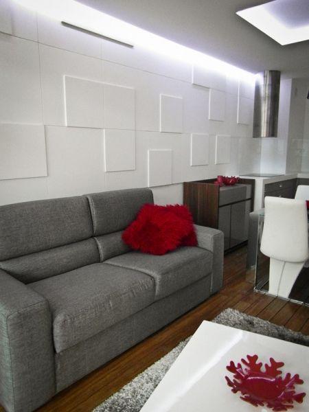 Panele ścienne 3D - Loft Design System - Dekor 06 A. Kliknij na zdjęcie by uzyskać więcej informacji lub aby przejść na naszą stronę internetową.