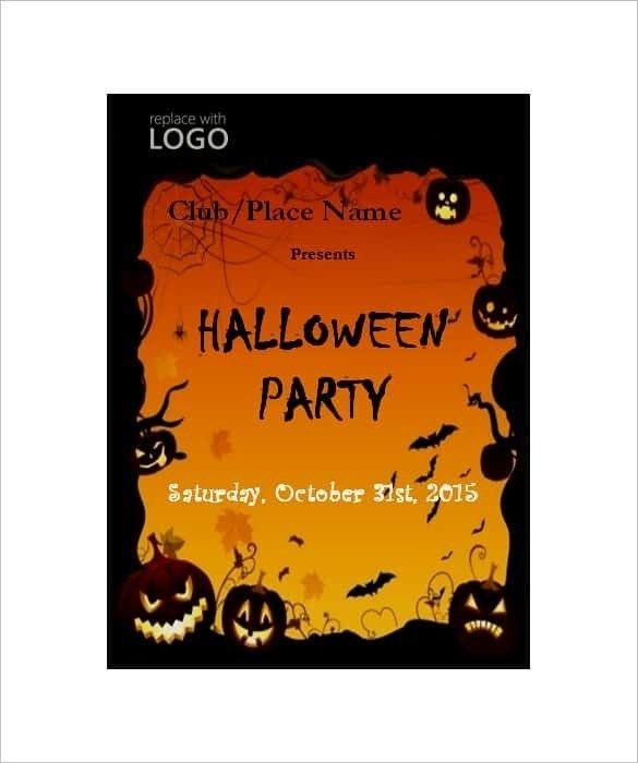 Halloween Templates For Word Dalepmidnightpigco Party Invite Template Halloween Party Invitation Template Free Halloween Invitation Templates