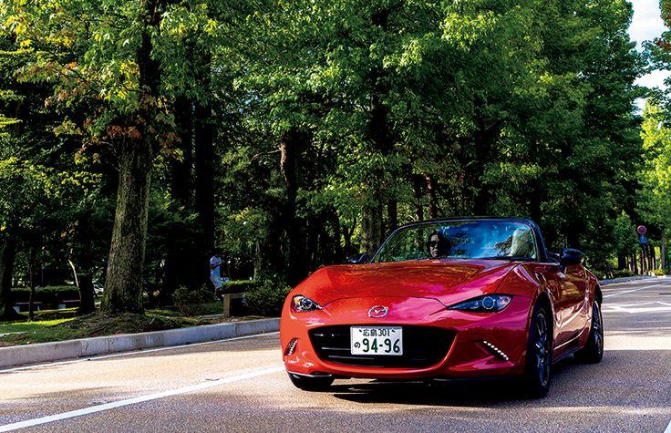 フットポジションが変われば、 運転が変わる!?|新車試乗記 - 自動車(高級車・スポーツカー)|GQ JAPAN