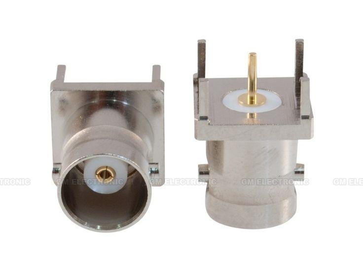 Koaxiální konektor BNC-Z 50R | GM electronic