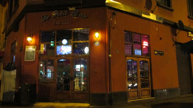 Le Petit Bar (Plaza Ñuñoa).