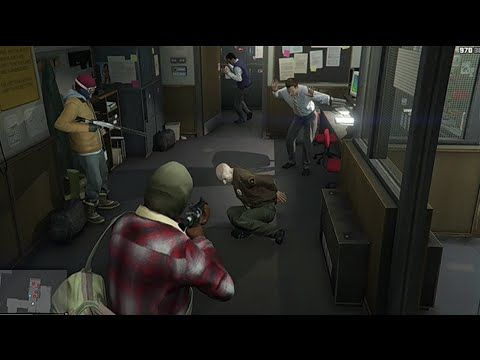 GTA 5 Starting Gameplay