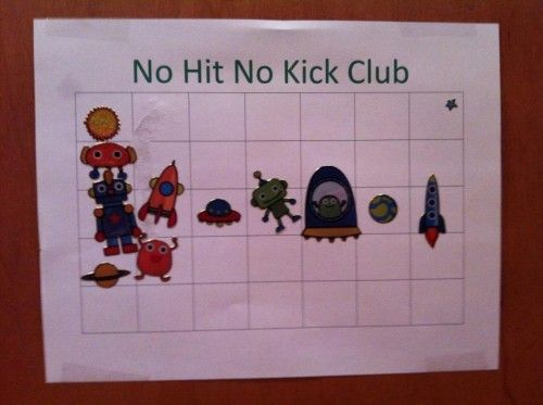 No Hit No Kick Club | discipline with dignity | Pinterest | Mom