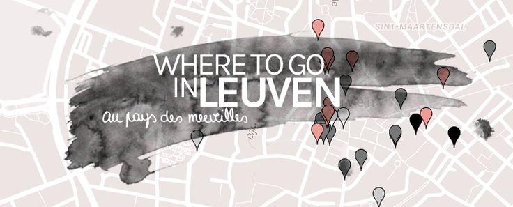 where to go in leuven via au pays des merveilles
