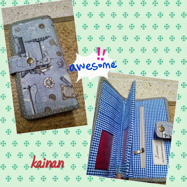 kainan: New Kinara Wallet is coming...! For order.. check ig: siprita