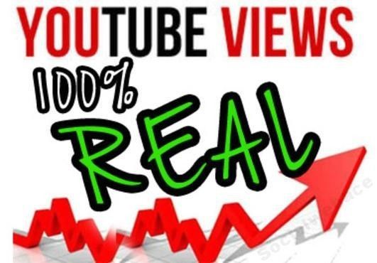 YOUTUBE 50.000 video views + 4.000 video vieves free