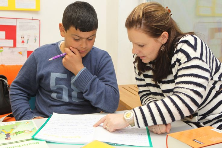 Unermüdlich engagiert für die Lernhäuser: die Lernbuddies von #KurierAidAustria. (Foto: Franz Gruber)