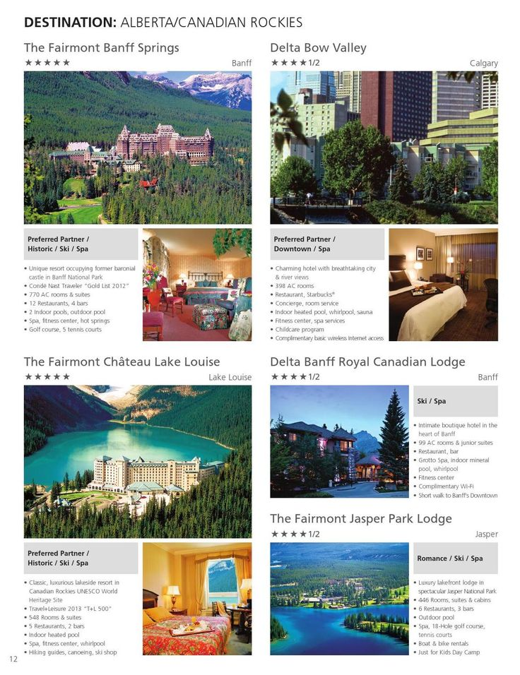 ClippedOnIssuu from Canada Travel Brochure Landen Canada - travel brochure